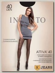 Колготки женские Incanto ATTIVA 40 den nero