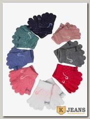 Перчатки для девочки KimLin Д-193
