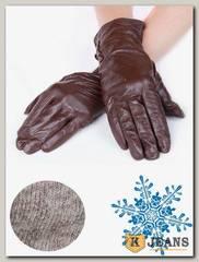 Перчатки женские кожаные KangTai 2280
