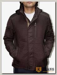 Куртка муж. MG 5729-3, цвет коричневый.