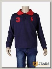 Рубашка поло для мальчика HLYB F103-2