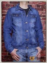 Куртка мужская джинсовая Hopai T-158