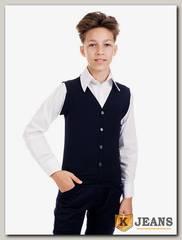 Рубашка-обманка для мальчика Kids A2-1