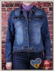 Куртка женская джинсовая Haodi HD99-241BS