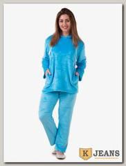 Пижама женская махровая 1976-2