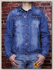 Куртка мужская джинсовая Hopai T-177