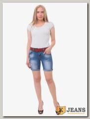 Шорты женские джинсовые Langluka LK1621K