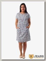 Платье женское По карману 005011-5