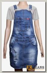 Сарафан женский джинсовый Haodi HD99-170
