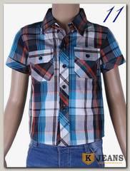 Рубашка для мальчика Fashion ДРКР-1501 детские