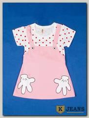 Платье-сарафан для девочки Ane 5052-4
