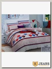 Комплект постельного белья ЕВРО Nina КПБЕ-030-184