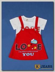 Платье-сарафан для девочки Ane 5054-1