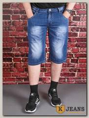 Бриджи мужские джинсовые Sun&K SK419