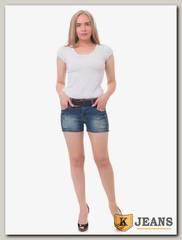 Шорты женские джинсовые Langluka X1631ADK