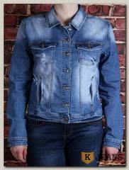 Куртка женская джинсовая Blin Luck 9152