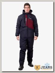 Костюм спортивный мужской зимний Drifit K10-2