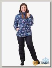 Костюм спорт женский зимний Miss Me B02-5