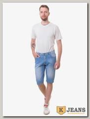 Бриджи джинсовые мужские AZXK A2107