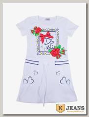 Платье для девочки Cool Bear H504-4