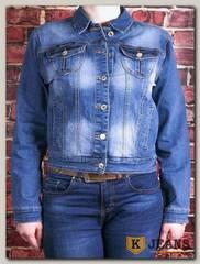 Куртка женская джинсовая DMD D333