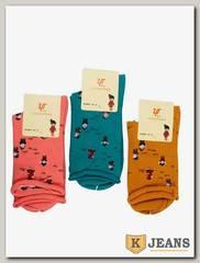 Носки женские Yuлитоne Ж-14-121
