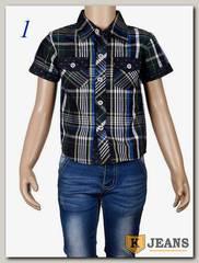 Рубашка для мальчика Fashion ДРКР-1502 детские