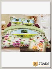 Комплект постельного белья 1,5 спальный Nina КПБС-015-75