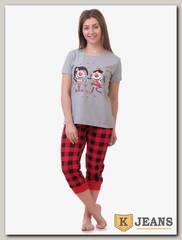 Пижама женская Маркиза 542б