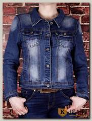 Куртка женская джинсовая Haodi HD99-240AS
