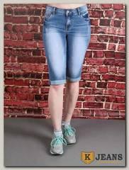Бриджи женские джинсовые Rich Berg T8992