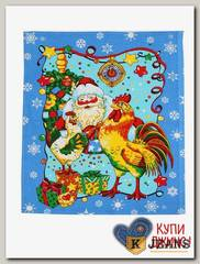 Полотенце кухонное вафельное ПКВ-05-9