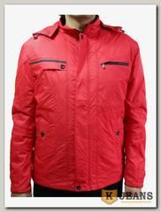 Куртка муж. Olunbo, красная