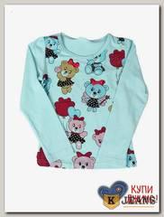 Лонгслив для девочки Cool Bear 202-3