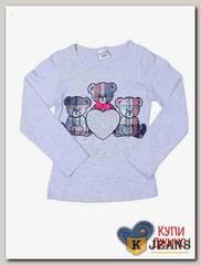 Лонгслив для девочки Cool Bear 206-5