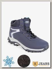 Кроссовки мужские (зима) Aowei A2523-4