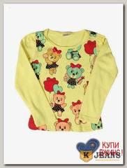 Лонгслив для девочки Cool Bear 202-4