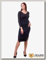 Платье трикотажное FT 1621-2