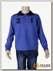 Рубашка поло для мальчика HLYB F103-3