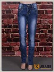 Джинсы для девочки AK Jeans YN-209