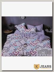 Комплект постельного белья 1,5 спальный КПБП-015-327