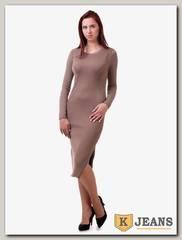 Платье трикотажное FT 1628-4