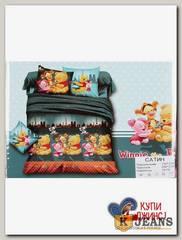 Комплект постельного белья детский Happy КПБД-10-27