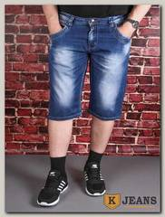 Бриджи мужские джинсовые Sun&K SK429
