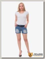 Шорты женские джинсовые Langluka X1635ADK