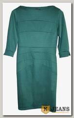 Платье трикотажное Ромашка