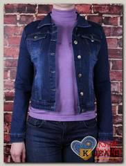 Куртка женская джинсовая Miss Bon MB-441