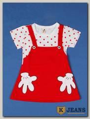 Платье-сарафан для девочки Ane 5052-1