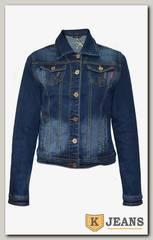 Пиджак джинсовый женский Rich Berg D 8920
