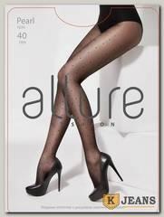 Колготки женские Allure Pearl 40 den nero